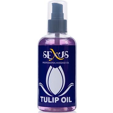 Массажное масло с ароматом тюльпана, 200 мл, 1000руб. Купить массажное масло.