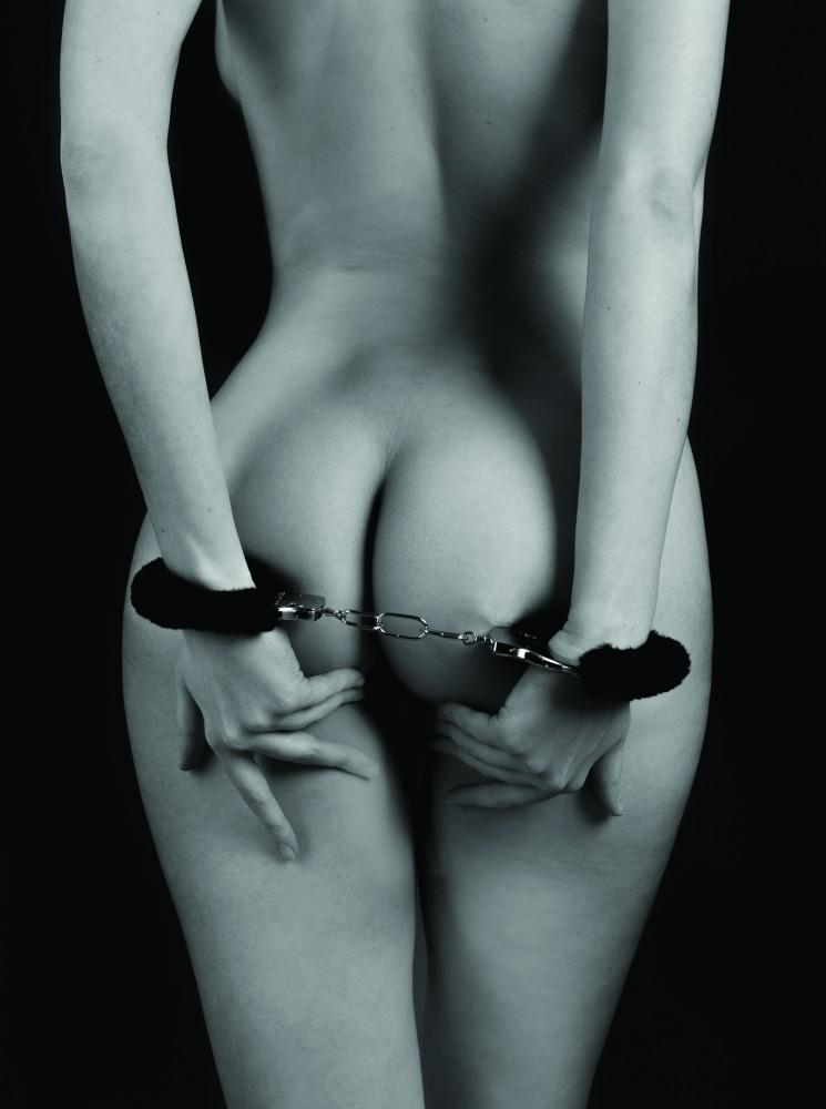 БДСМ наручники черные, 1000руб. Купить наручники для секса.