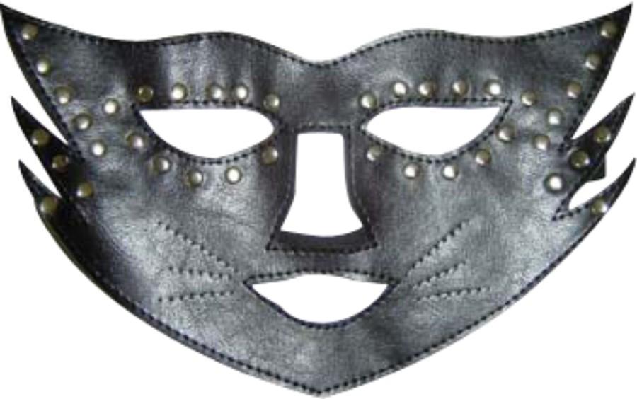 Кожаная маска Notabu, 1500руб. Купить маску для сексуальный игр БДСМ